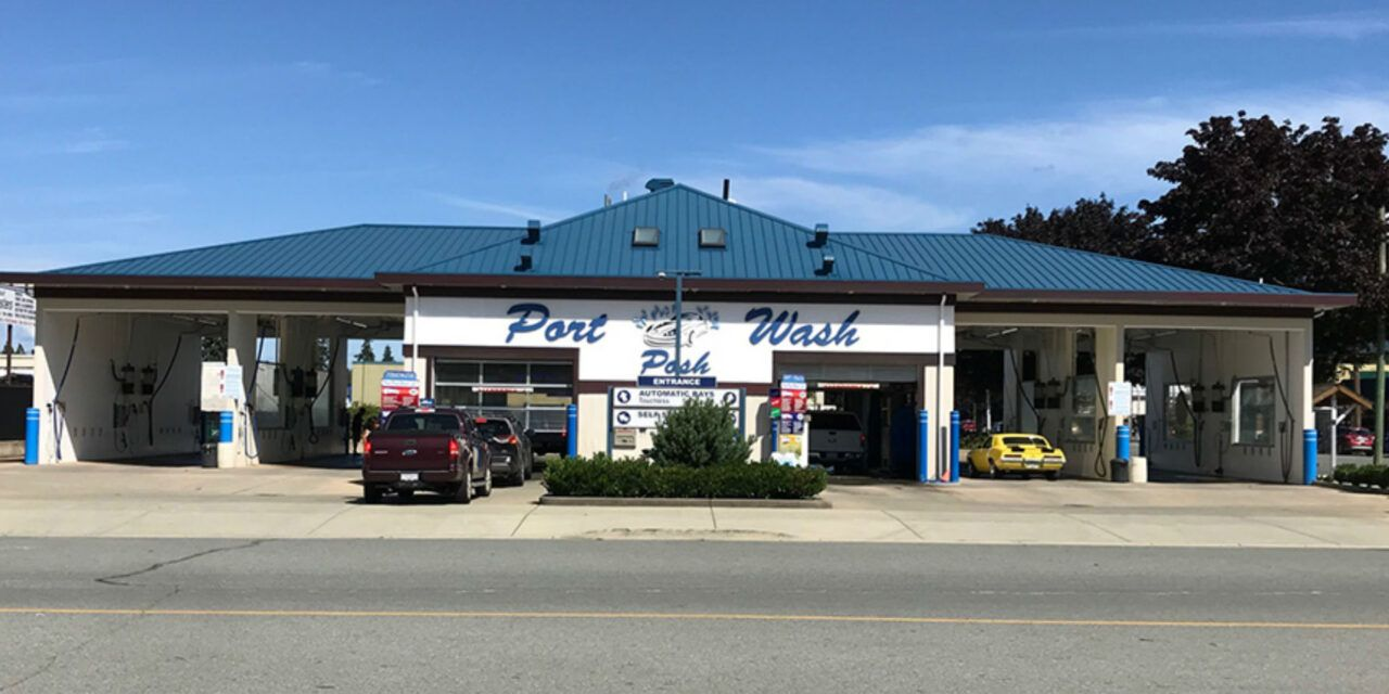 Port Alberni's Posh Wash